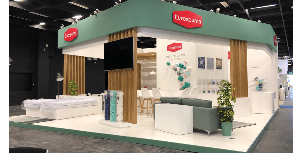 Interzum 2019: Eurospuma presented its new image and portfolio